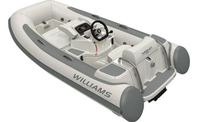 Williams 285 Turbojet